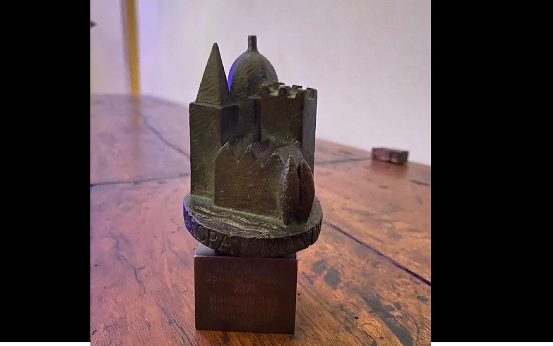 Universidad Austral de Chile gana prestigioso premio internacional por proyecto de patrimonio