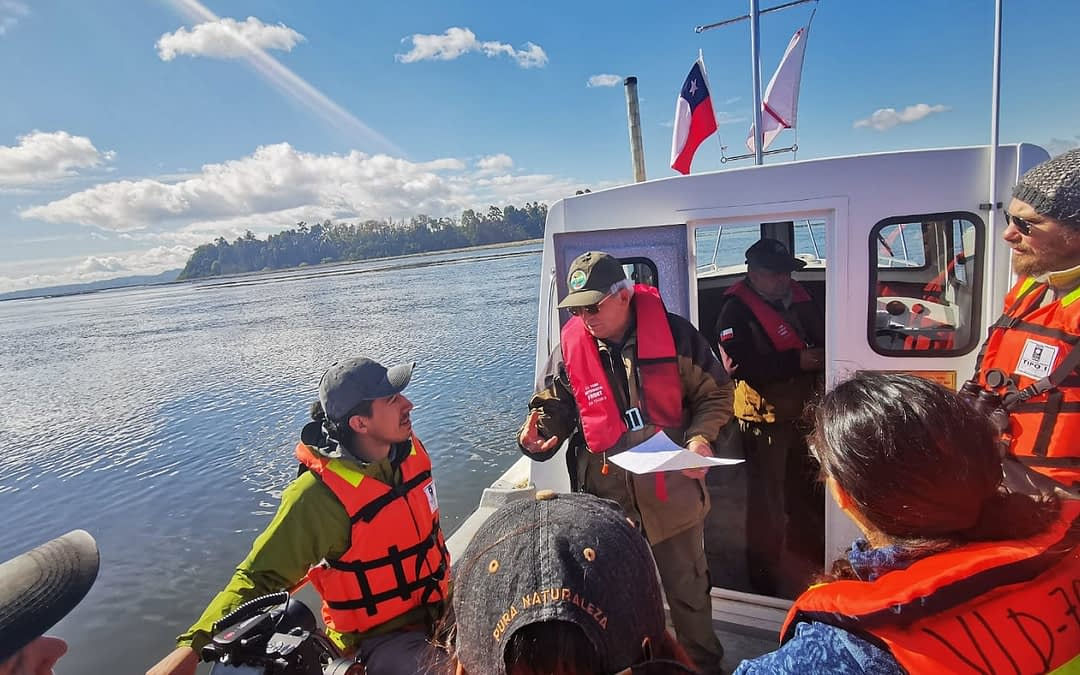 Identifican 24 sitios catalogados como refugios bioculturales en el humedal del río Cruces